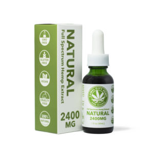 2400 mg Natural Liquid