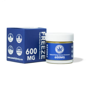 Topical Freeze Ointment