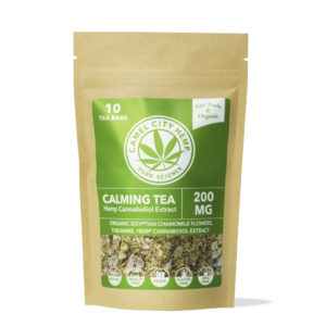 Camel City Hemp Calming tea